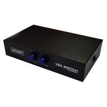 سوییچ 2 پورت VGA مدل V 201