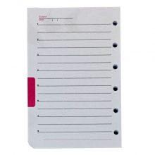 کاغذ کلاسوری کد ۱ بسته ۱۲۰ عددی
