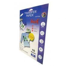 کاغذ تی شرت روشن ۱۰برگی A4 – Unik ترنسفر