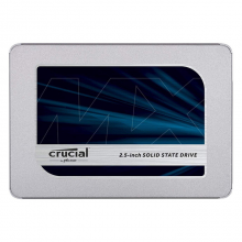 اس اس دی اینترنال مدل MX500 ظرفیت ۱ ترابایت کروشیال
