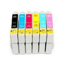 پک کارتریج T081 شش رنگ برای 1410 اپسون