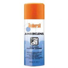 اسپری تمیزکننده آنتی استاتیک مدل Amberclens حجم 400 میلی لیتر  امبرسیل