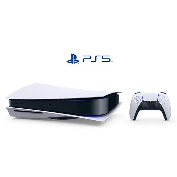 مجموعه کنسول بازی مدل PlayStation 5 Digital ظرفیت 825 گیگابایت سونی