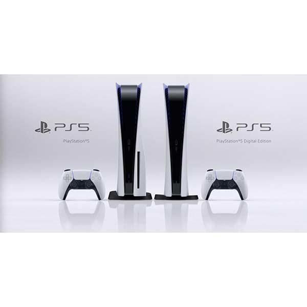 مجموعه کنسول بازی مدل PlayStation 5 Drive ظرفیت 825 گیگابایت سونی
