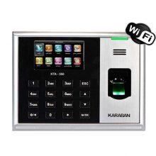 دستگاه حضور وغیاب مدل KTA-550 Wifi کارابان