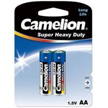 باتری قلمی مدل Super Heavy Duty کملیون  بسته 2 عددی