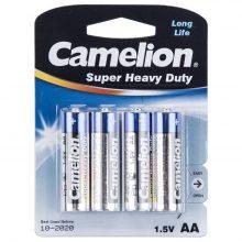 باتری قلمی مدل Super Heavy Duty کملیون بسته 4 عددی
