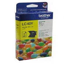 کارتریج مدلLC40Y زرد برادر
