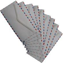 پاکت نامه پستی مدل AIR-MAIL تیما بسته 10 عددی