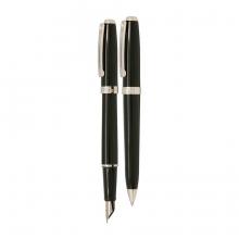 ست خودکار و خودنویس مدل Prelude مشکی شیفر