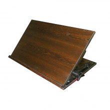 کتاب یار چوبی طرح کلاسیک قهوه ای