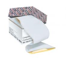 کاغذ کاربن لس ۸۰ ستونی دو نسخه سه قسمتی دیبا