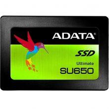حافظه SSD ای دیتا مدل SU650 ظرفیت ۲۴۰ گیگابایت