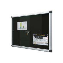 تابلو اعلانات شیشه ای 100×200 شیدکو