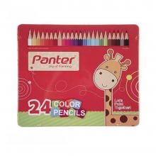 مداد رنگی ۲۴ رنگ پنتر