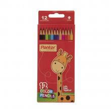 مداد رنگی ۱۲ رنگ پنتر