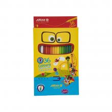 مداد رنگی ۳۶ رنگ مدل non-toxic آریا