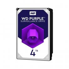 هارد دیسک اینترنال وسترن دیجیتال مدل Purple WD40PURX ظرفیت 4 ترابایت