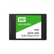 هارد SSD اینترنال وسترن دیجیتال Green WD ظرفیت 120 گیگابایت