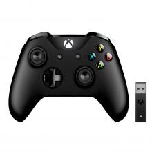 دسته بازی Xbox one به همراه آداپتور بی سیم مخصوص ویندوز